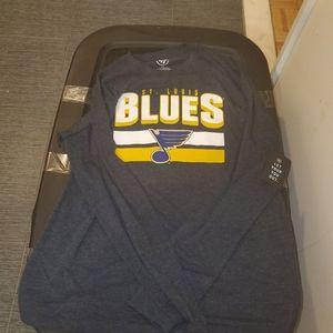 St. Louis BLUES  Men's T-Shirt